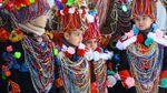 На Тернопольщине провели колоритный фестиваль Маланки: видео