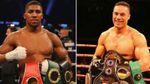 """Майбутній суперник Джошуа обізвав боксера """"королем стероїдів"""": причина інциденту"""