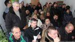 У Запоріжжі судять АТОвця через конфлікт з водієм маршрутки: побратими вийшли на мітинг