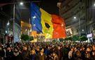 В Бухаресте прошел многотысячный антикоррупционный марш