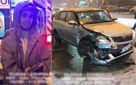 """У Києві водій Uber """"під кайфом"""" в'їхав у автомобіль із вагітною жінкою"""
