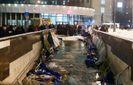 Будівельна конструкція завалилась у Москві: є постраждалі