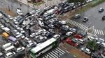 Чергова аварія за участі автобуса у Москві: постраждало 12 людей