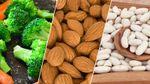 В яких продуктах міститься кальцій: список