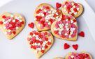 Печенье-валентинки: три рецепта ко Дню Святого Валентина
