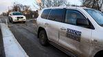 Терористи відкрили вогонь по спостерігачах ОБСЄ під Ясинуватою