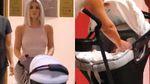 Кім Кардашян вперше з'явилася на публіці із новонародженою донькою: фото