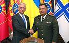 Міністр оборони США процитував гімн України на зустрічі з Полтораком