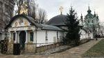 Як соратники Януковича причетні до незаконного будівництва монастиря УПЦ МП біля Десятинної церкви: розслідування