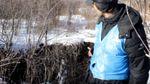 Екологічна проблема на Донбасі: селище почало провалюватись під землю: відео