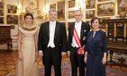 Порошенко на Віденському балу: дипломат пояснив мету поїздки
