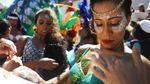 Сегодня начался всемирно известный карнавал в Рио-де-Жанейро: фото