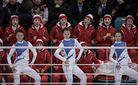 Північна Корея на Олімпіаді вразила весь світ: яскраві відео