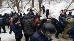 Суд на Трухановым: увеличилось количество раненых в результате столкновений