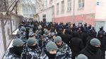 Столкновения под судом по делу Труханова: сколько оружия изъяли силовики