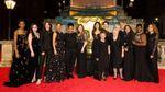 BAFTA Awards 2018: фото лучших нарядов звезд с красной дорожки