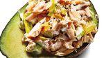 Авокадо с тунцом: быстрая полноценная замена обеда
