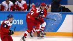 Хокей на Олімпіаді-2018: результати півфіналів