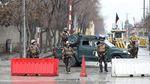 Терорист підірвав себе в центрі Кабула, є жертви та постраждалі