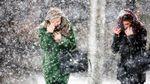 Не лише люті морози: Україну накриють сильні снігопади та хуртовини