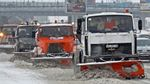 Незважаючи на снігопад – на дорогах Києва практично 100% комунального транспорту,– Білоцерковець