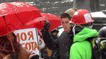 """""""Сталеві яйця"""" для Гройсмана: у Києві пройшов марш екс-працівників секс-індустрії"""