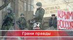Почему аннексия Крыма – это история о возвращение в прошлое