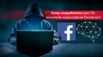 Скандал навколо найбільшого витоку даних у Facebook: хто винен та як це стало можливим?