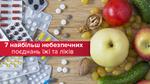 Какую пищу опасно совмещать с лекарствами
