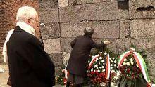 У Польщі відзначили 70-річчя звільнення концтабору Освенцим
