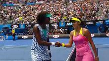 Теніс. Венус та Серена Вільямс не зустрінуться у півфіналі Australian Open