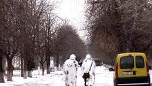 В Станице Луганской — критическая ситуация, — военные