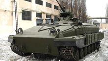 Украинская армия может получить на вооружение отечественный гибрид танка и БМП