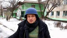 """Экс-сотрудники """"Беркута"""" избили журналиста"""