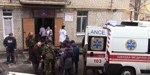 Лікарі в Артемівську не встигають приймати поранених