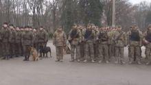 В Одесі інструктували міліцію