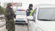 У Черкаській області відновлено роботу блокпостів