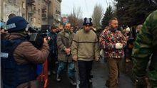 Из плена боевиков освободили 5 военных