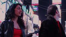 """Єврейський гурт Golem заспівав """"Червону руту"""" в центрі Нью-Йорка"""