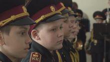 Киевские школьники устроили праздник для женщин-переселенцев