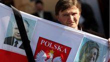 Польща звинуватила російських диспетчерів у катастрофі під Смоленськом