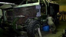 Сумські конструктори розробили унікальну десантно-штурмову машину для АТО