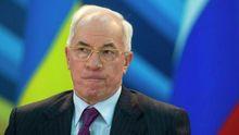 Азаров финансировал акции протестов шахтеров — подозревает СБУ