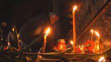 У місті Славутич біля Чорнобиля вшанували загиблих внаслідок аварії на ЧАЕС