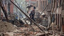 Наразі невідома доля 91 українця в Непалі, — Перебийніс
