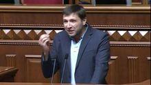 Парасюк спитав Яценюка, чи той вже отримав платіжку за газ
