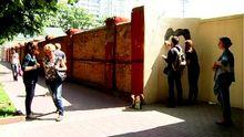 В Хмельницком создали уличные картинные галереи