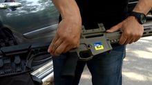 Волонтеры протестовали и отправили на фронт новые украинские винтовки