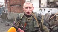 Из-под Мариуполя российские боевики передают привет на Сибирь и Путину