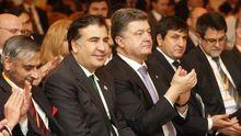 Порошенко офіційно призначив Саакашвілі головою Одеської ОДА